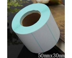 semi gloss paper/emulsion/blue glassine (HA68-BA)